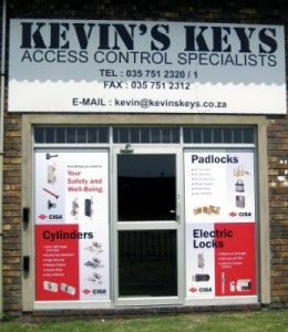 Kevin's Keys Locksmith